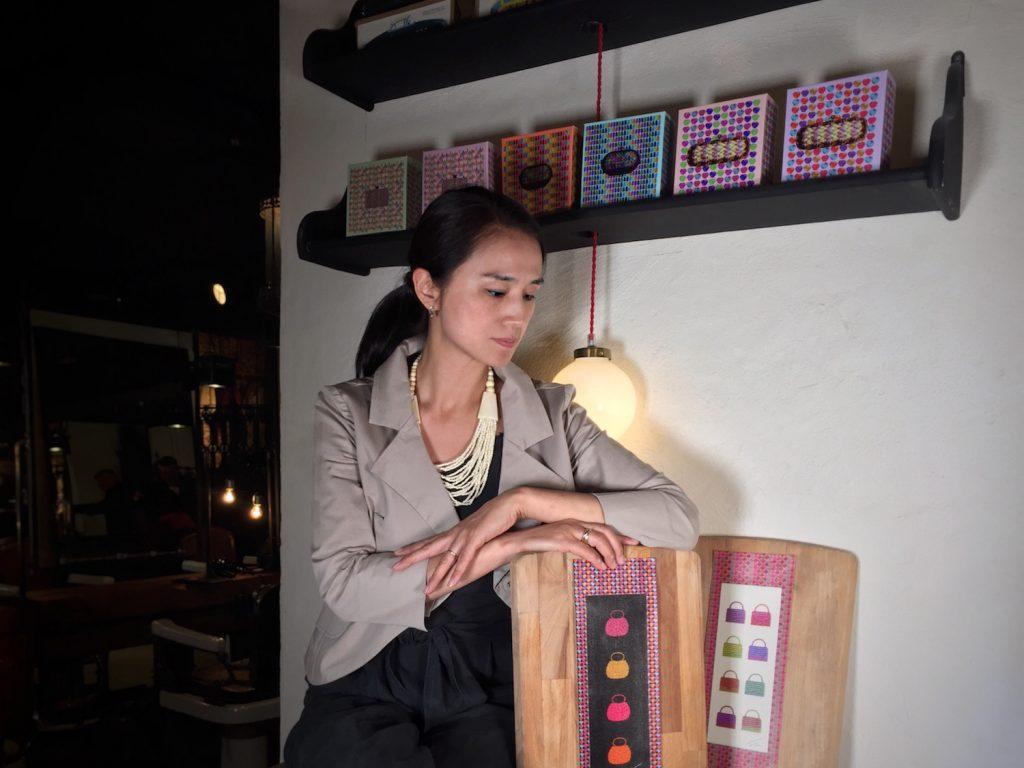 Fumi Furuta arte en la peluquería