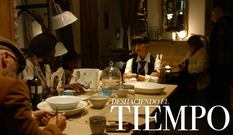 producción deshaciendo el tiempo by isaac salido & nano garcia con martina garcia tenorio creadora de il tavolo verde
