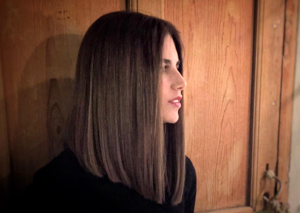 el corte one length by isaac salido para cabello fino y sin volumen