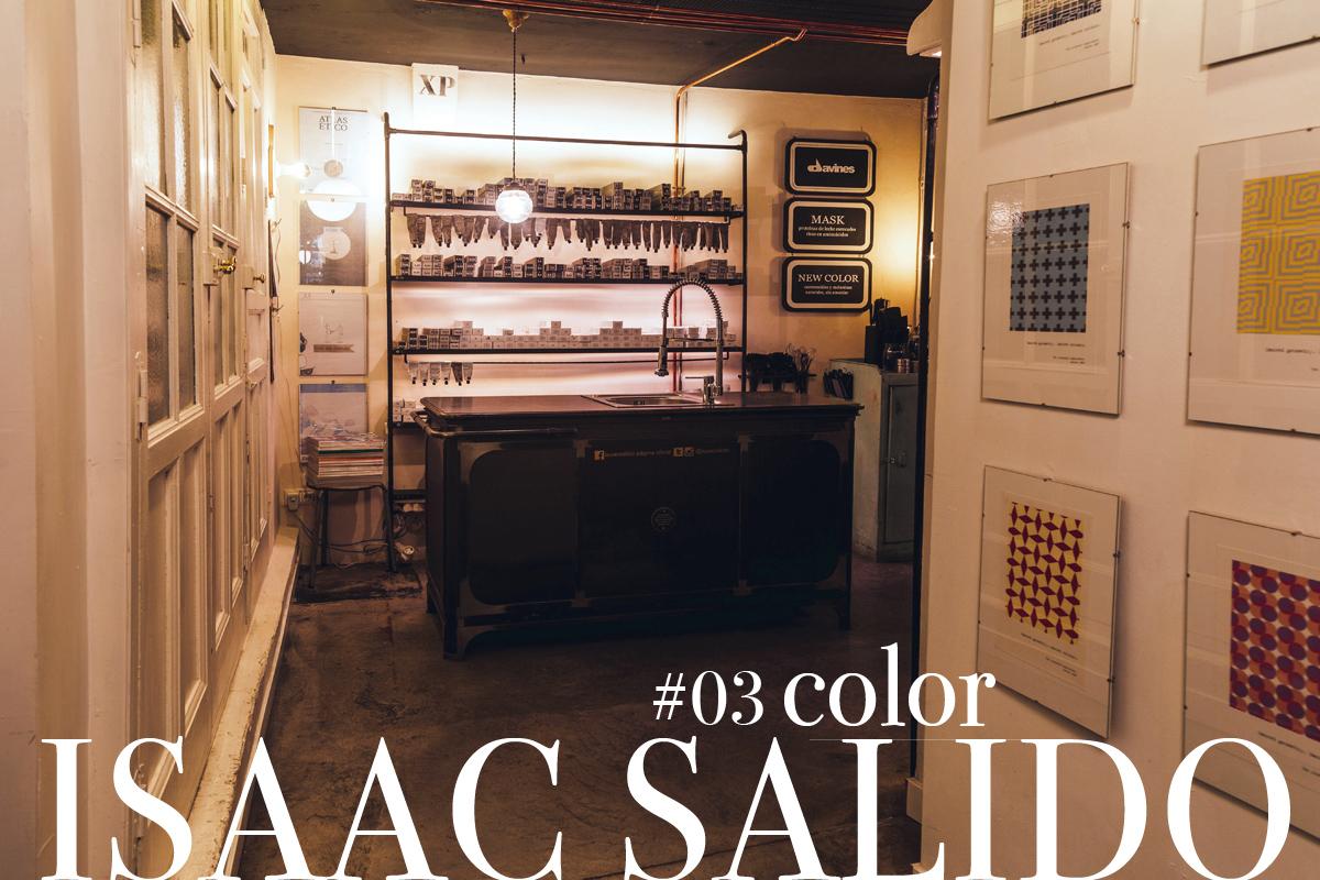 el laboratorio de color para la coloración orgánica
