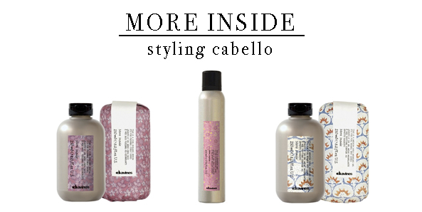 productos de styling para el cabello, more inside by davines